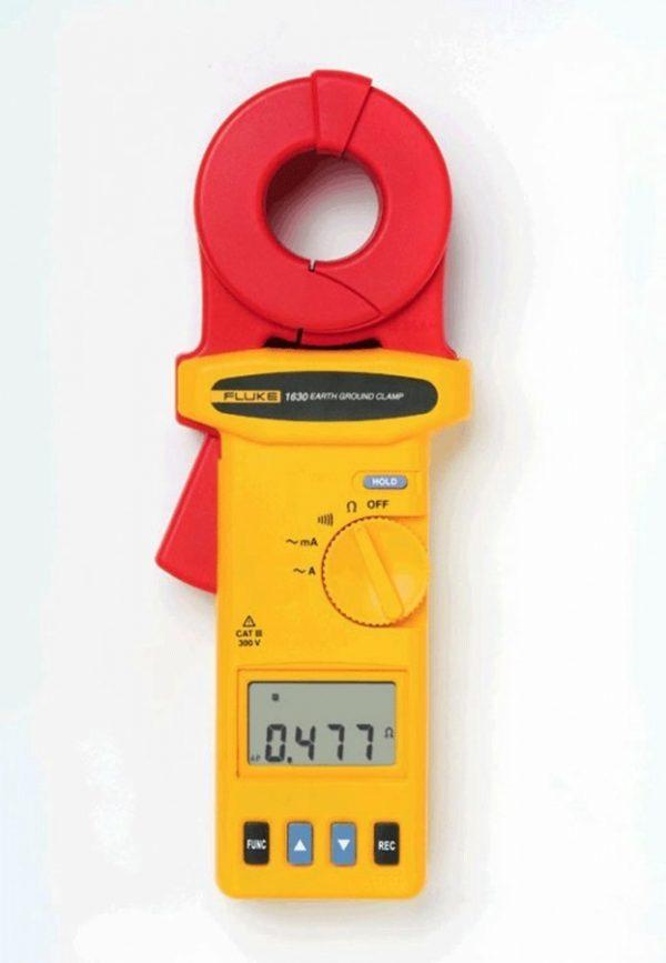 ارت سنج کلمپی دیجیتال فلوک آمریکا مدل FLUKE 1630
